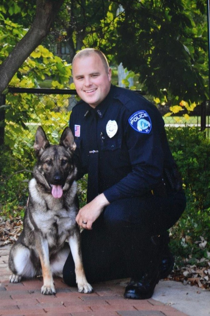 Gun Lake Tribal Police Department's K9 Darka to get donation of body armor